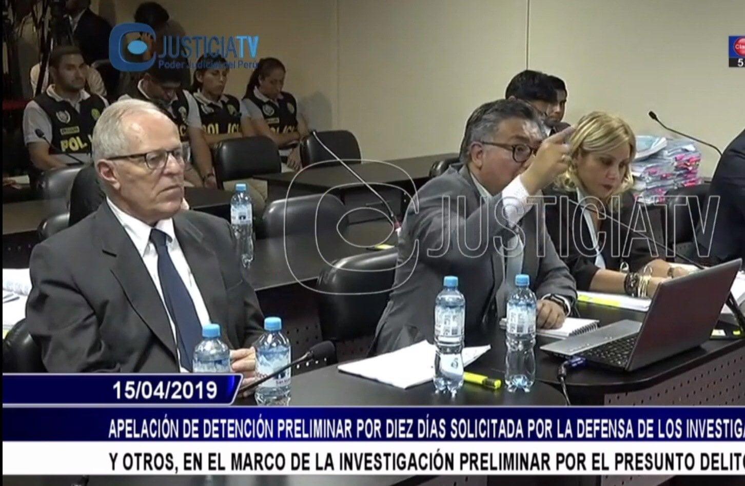 Fiscal pide prisión preventiva de 36 meses contra Pedro Pablo Kuczynski