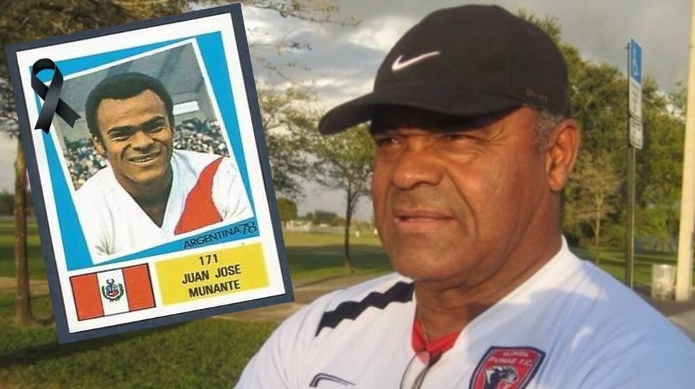 Murió Juan José Muñante, ídolo del fútbol peruano, de Universitario y el Boys