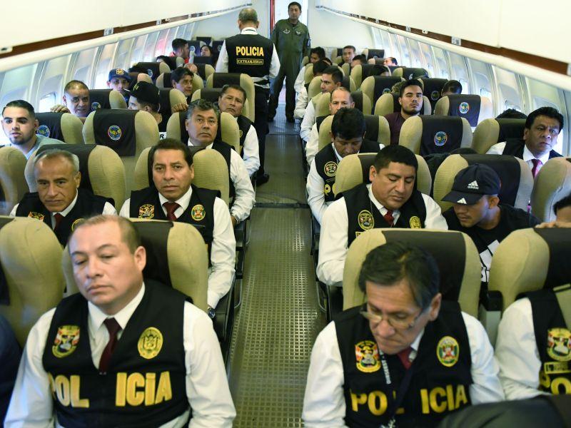 """Ministro Carlos Morán: """"Expulsiones de venezolanos indeseables continuarán"""""""