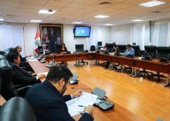 Comisión de Ética pide facultades para citar de grado o fuerza