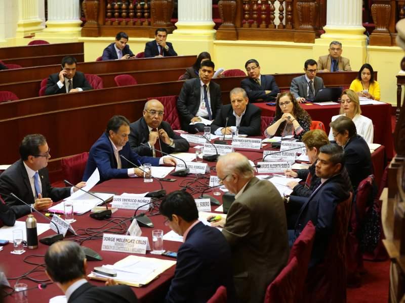 Congresistas rechazan que el PJ levante inmunidad parlamentaria