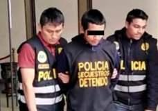 Detienen a hombre que extorsionaba a congresista Yeni Vilcatoma