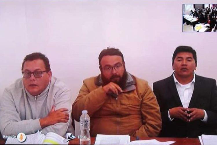Hermanos Chávez Sotelo recuperan su libertad