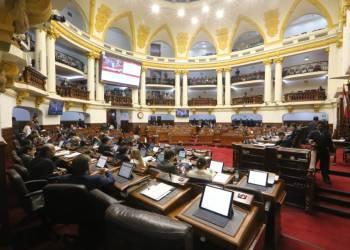 Ley de fomento del Cine Regional fue aprobado por el Pleno del Congreso