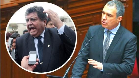 """Salvador del Solar: """"Alan García se quitó la vida cuando la justicia tocó su puerta"""""""