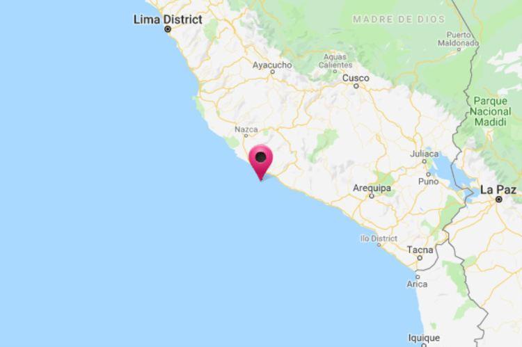 Sismo de magnitud 5.0 se registró en Caravelí esta noche