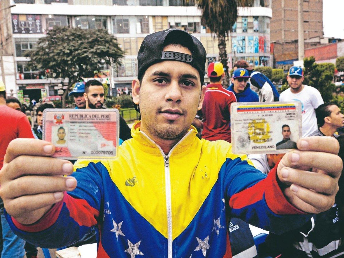Venezolanos: Locales para recoger Permiso Temporal de Permanencia (PTP)
