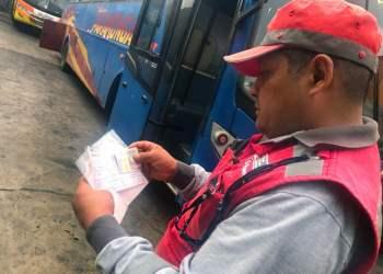 Sutran clausuró 24 empresas de transporte en el distrito de La Victoria