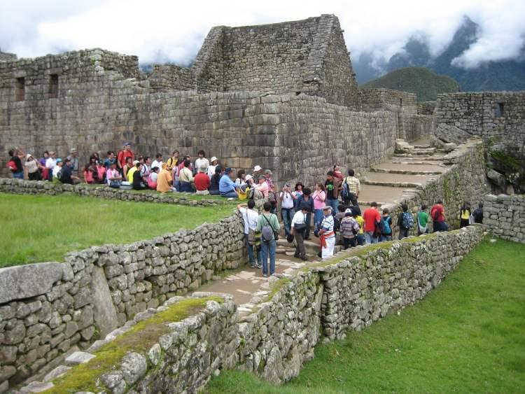 Ministerio de Cultura explica porque regularán visitas a Machu Picchu