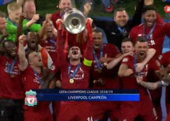 Liverpool es campeón de la Champions League tras ganar 2-0 al Tottenham
