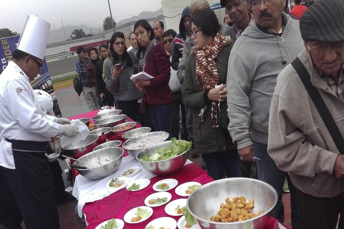 Independencia: Regalaran 500 platos de cebiche en evento gastronómico
