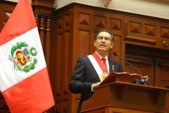 Martín Vizcarra mensaje a la Nación