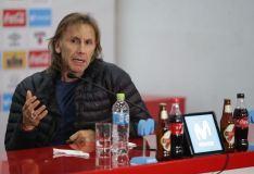 Ricardo Gareca seguirá como DT de la Selección Peruana tras Copa América