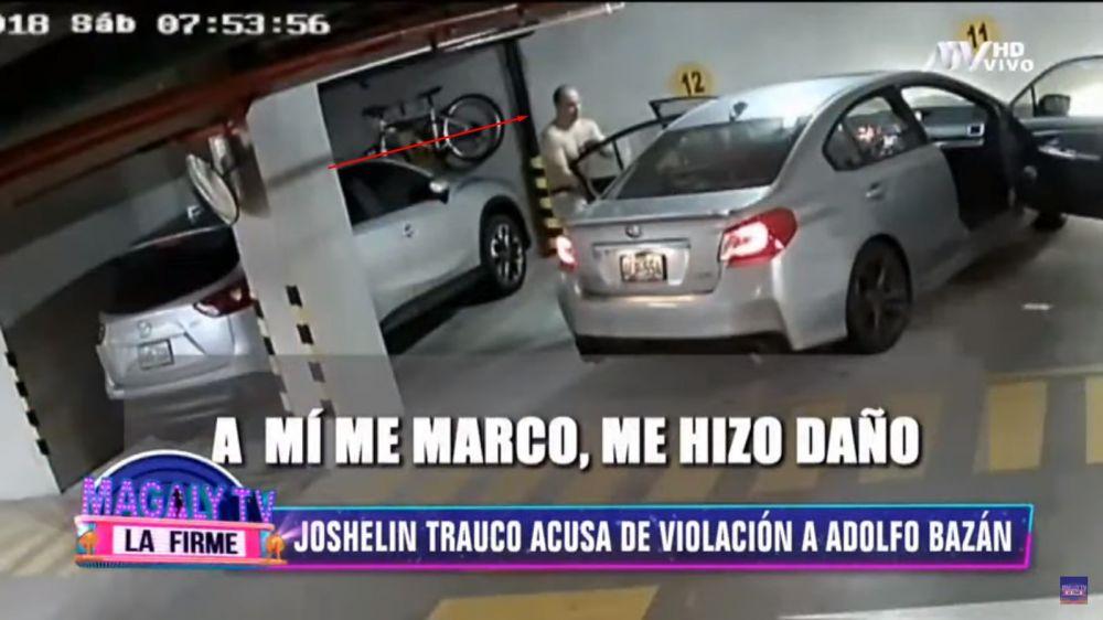 Abogado Adolfo Bazán acusado de violación a punto de salir del país