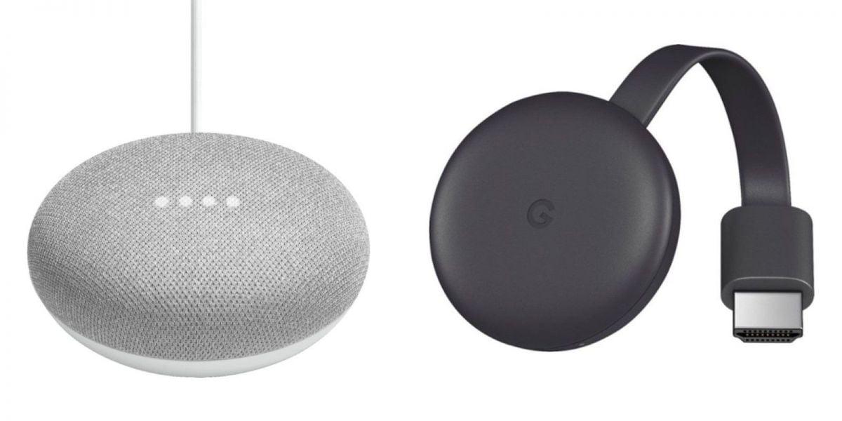Precio de Chromecast y Google Home Mini en el Perú y en soles