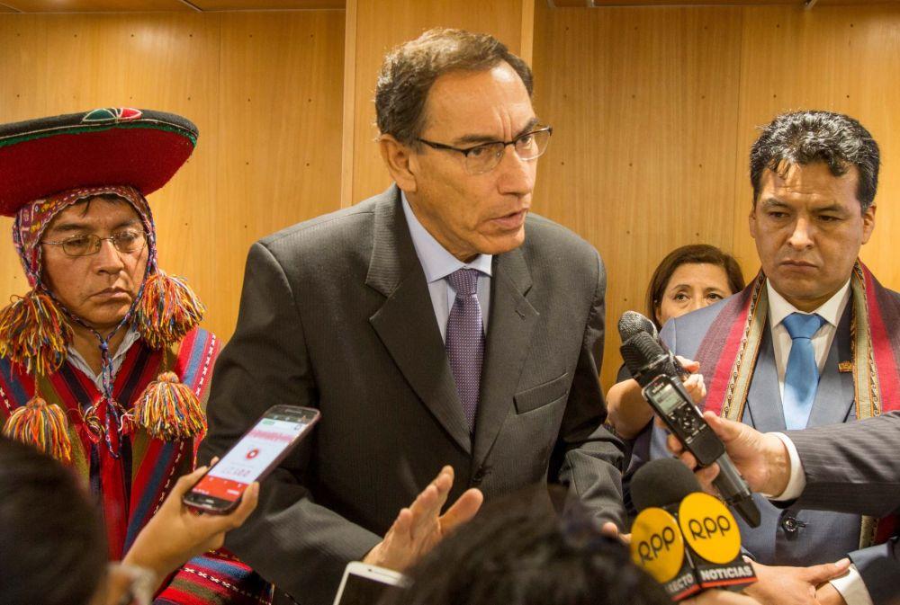 Martín Vizcarra de nuevo en la mira de la Fiscalía por caso Chinchero