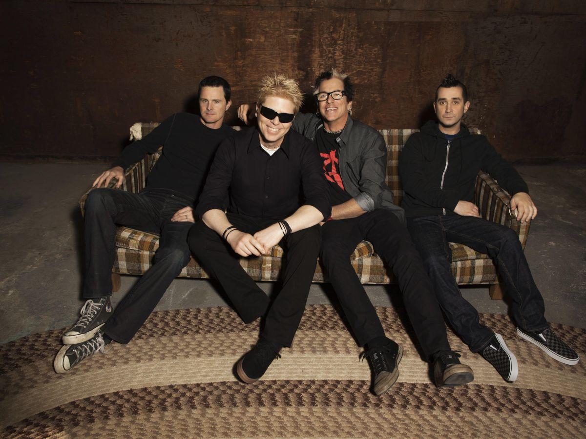 The Offspring y Bad Religion el 2 de noviembre en Arena Plaza del Jockey Club