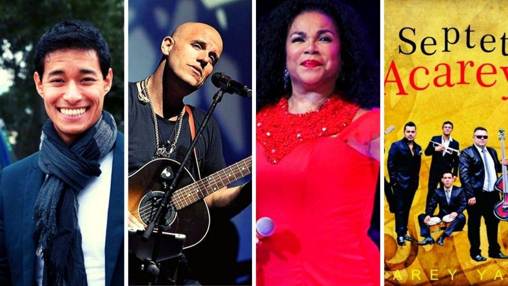 Estos son los peruanos nominados al Grammy Latino 2019