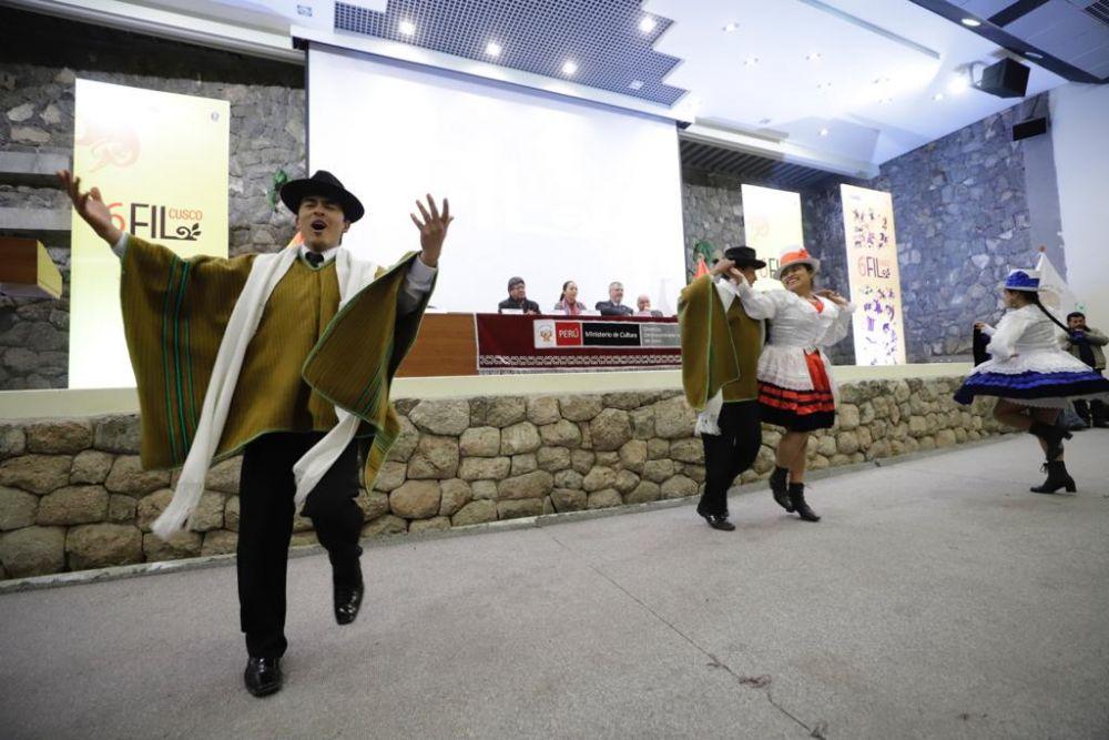 Feria Internacional del Libro FIL Cusco 2019 fue un éxito según ministro de Cultura