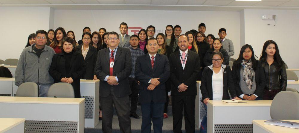 Estudiantes de Marketing, Administración y Negocios asesorarán a emprendedores