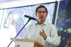 """Martín Vizcarra: """"Decisiones fueron respetando la democracia y la Constitución"""""""