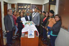 Héroe del Cenepa identificado y entregado a su familia 24 años después