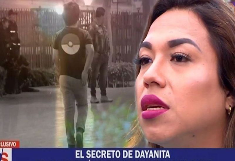 Dayanita cuenta su secreto