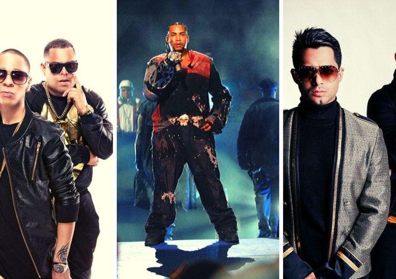 """Barrio Latino 5: Llegan Don Omar, Tito """"el Bambino"""" y Rakim & Ken-y"""