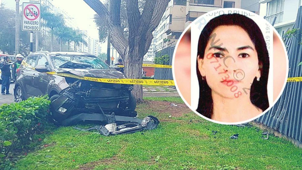 Sólo impedimento de salida del país para mujer que atropelló y mató a jóvenes