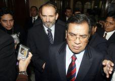 Javier Velásquez y Yehude Simon ex titulares de la PCM