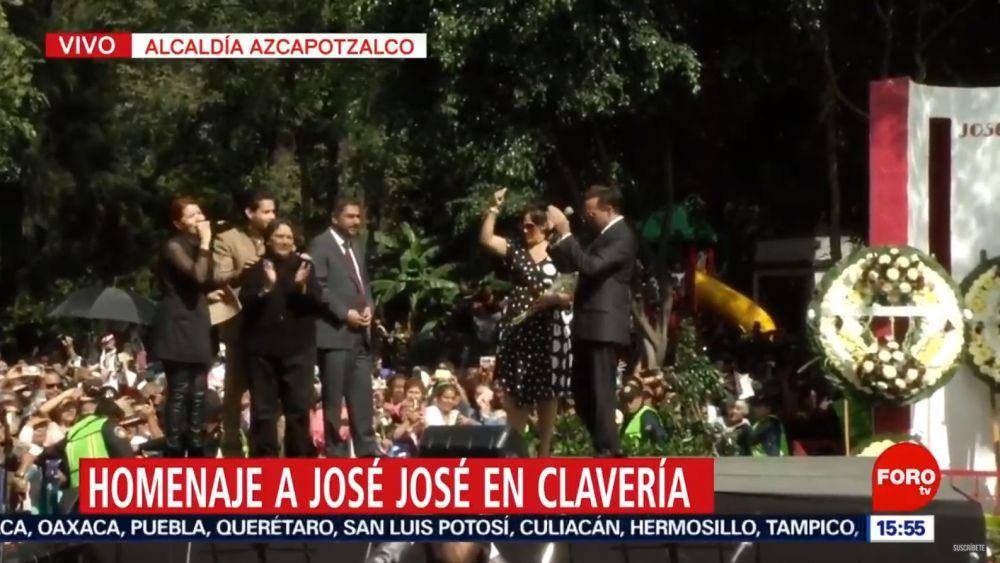 José José recibió gran homenaje
