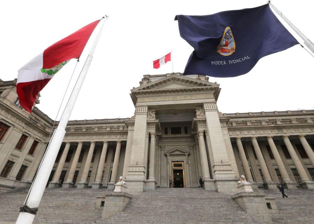 Poder Judicial Palacio de Justicia