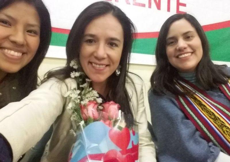 Marisa Glave e Indira Huilca renuncian a Nuevo Perú y dejan a Verónika Mendoza