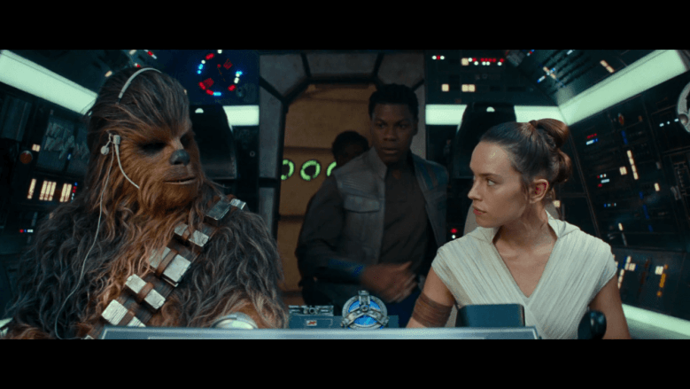 Llegó el tráiler final de Star Wars: The Rise of Skywalker