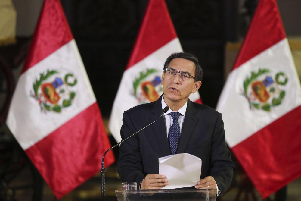 Ipsos: Aprobación de Martín Vizcarra cae 19% y popularidad llega a 60%