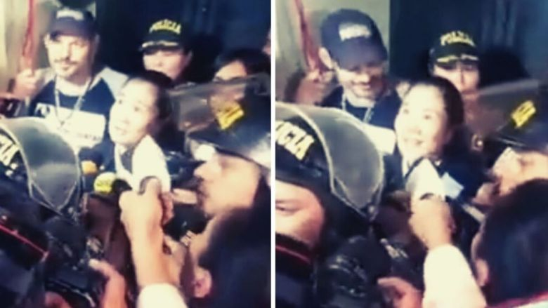 """Keiko Fujimori salió de prisión y dijo: """"El TC ha corregido un gran daño"""""""
