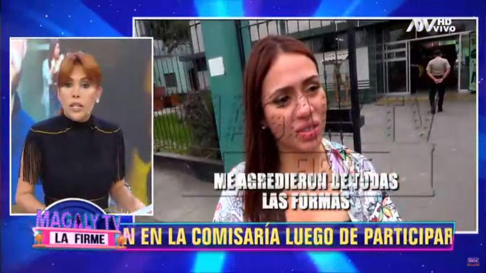 Grave denuncia de Magaly Medina