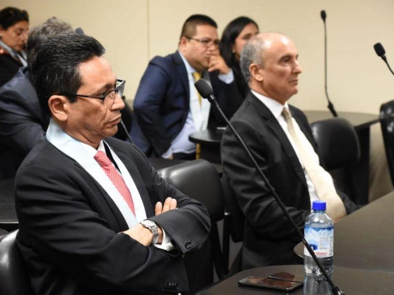 Humberto Abanto y otros árbitros de Odebrecht