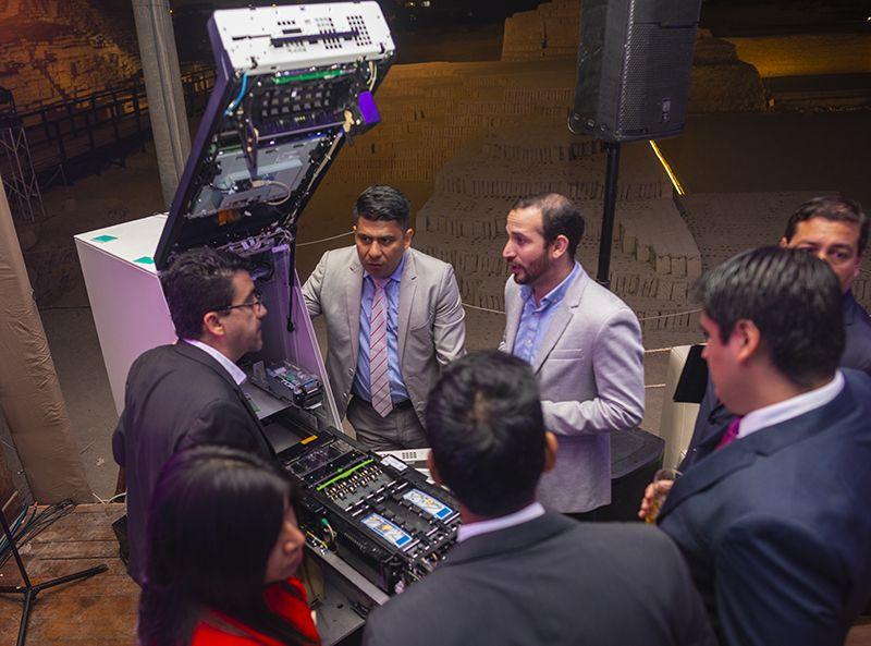 Cajeros automáticos llegan a Perú con nueva tecnología