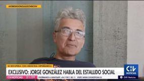 Jorge González