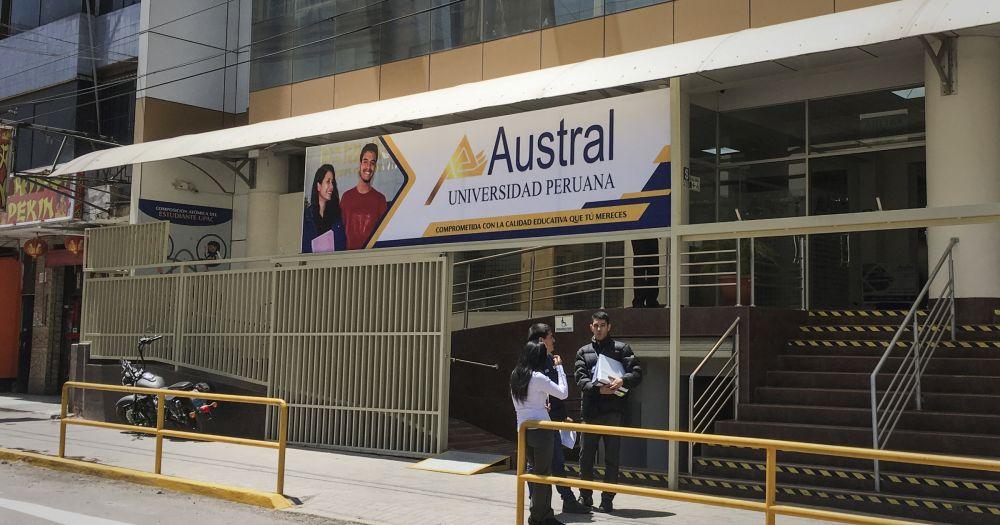 Post cierre - Universidad Peruana Austral del Cusco - prensa