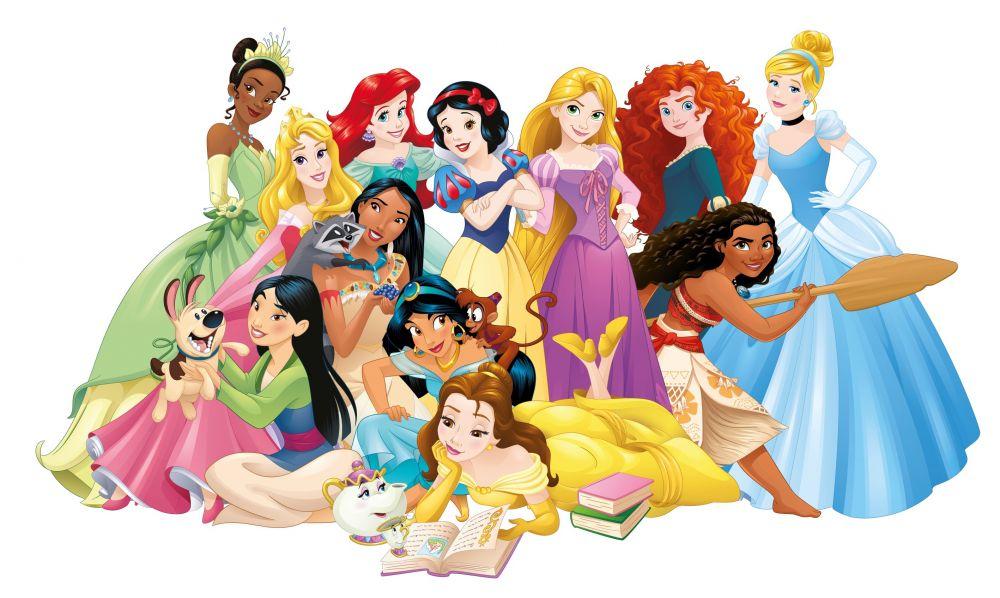 """Disney Junior llega con """"12 días de princesas"""" en diciembre"""