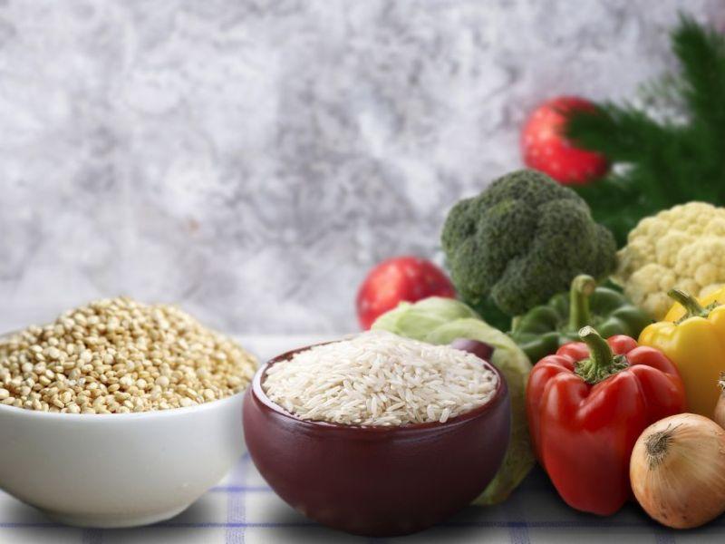 Cena en Año Nuevo: alternativas para que sea nutritiva y variada