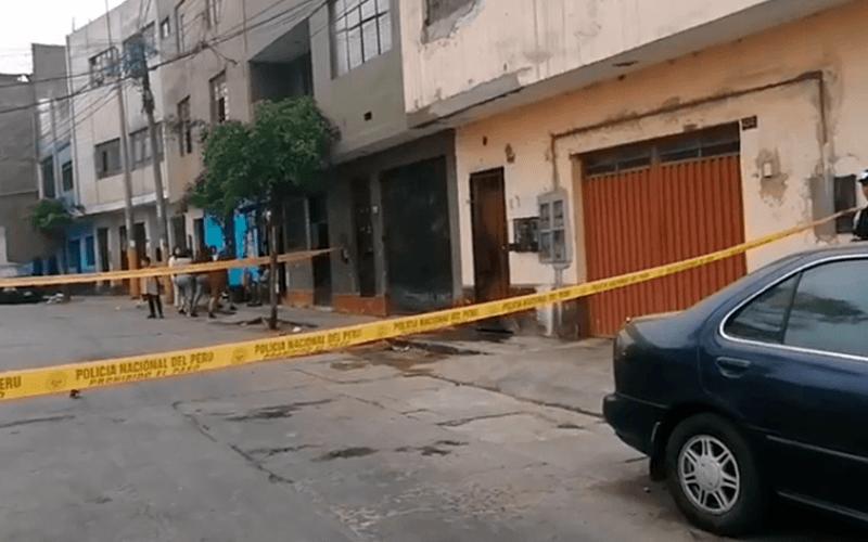 Hombre asesinó a su pareja y dos de sus hijos en El Agustino