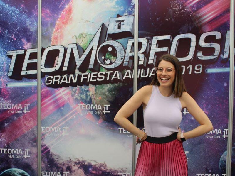 Michelle Poler: Famosa youtuber y emprendedora social visitó el Perú