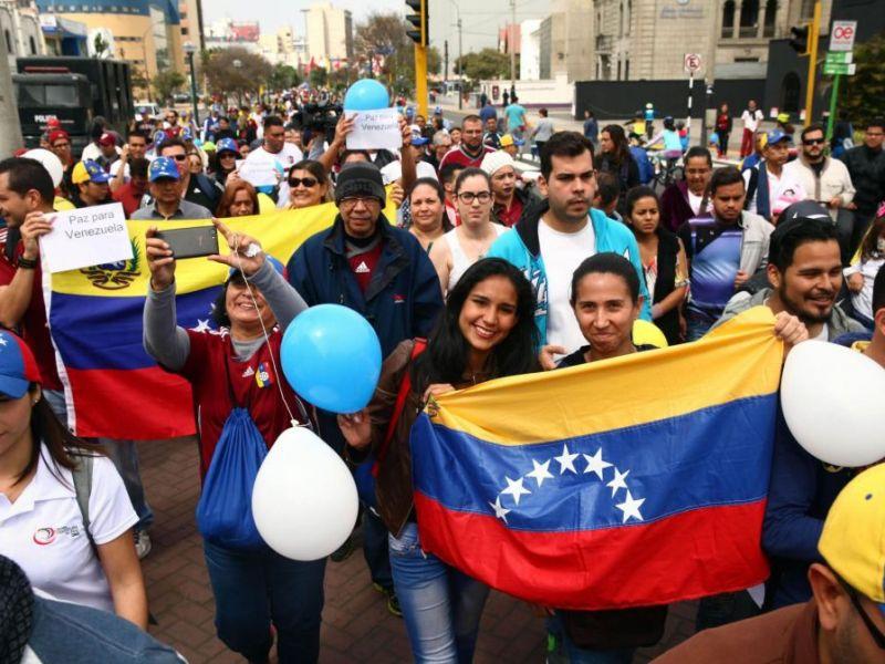 Por Venezolanos creció desempleo entre jóvenes peruanos admite ministra