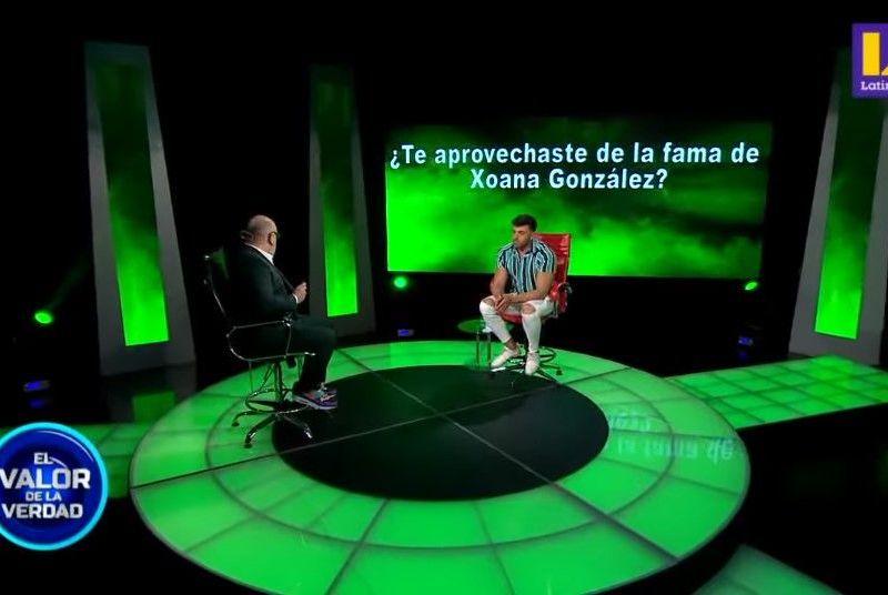 Xoana González abandona set de EVDLV