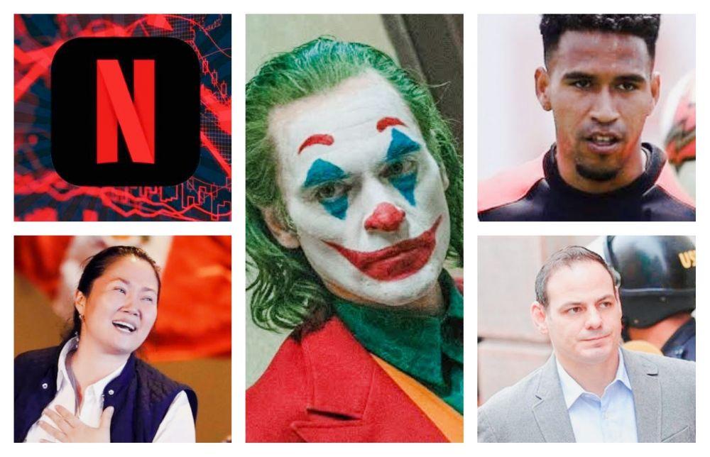 Netflix, Joker, Gallese, Keiko: Nombres curiosos de peruanos nacidos el 2019