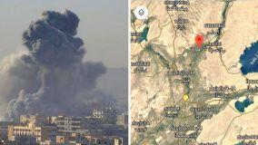 Irak: Bombardean cerca a embajada de Estados Unidos y base aérea de Balad