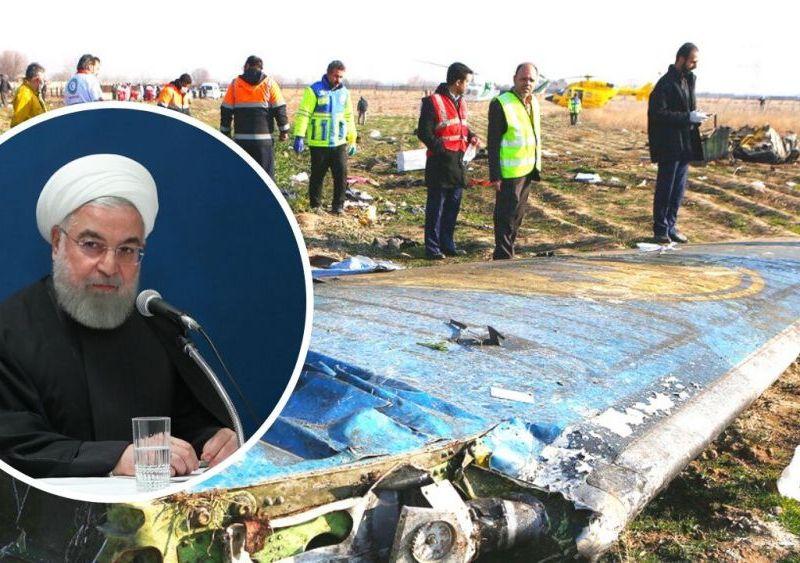 """Líder supremo iraní: """"Los que derribaron avión Ucraniano serán procesados"""""""